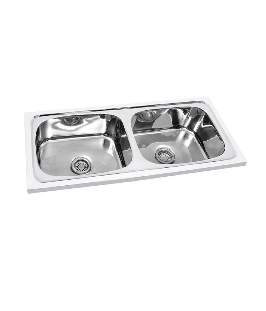 Sinks Online Buy Ajanta Silver Ss Steel Sinks Online At Low Price In India