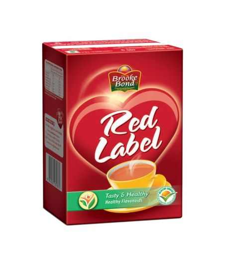 Red Label Tea Leaf Carton (500 g)