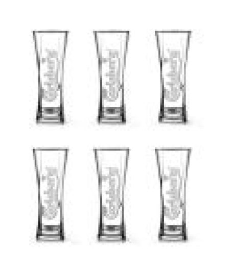 Carlsberg Club Glasses
