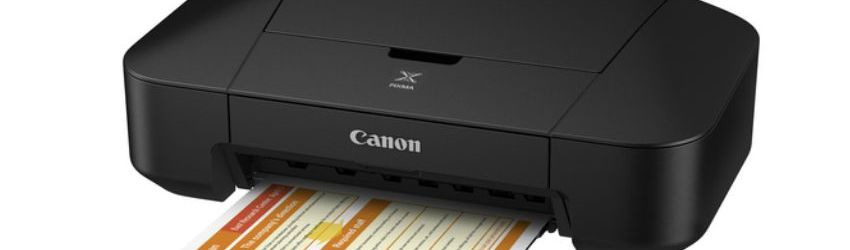 Canon iP2870S Single Function Color Printer @Rs. 1,399