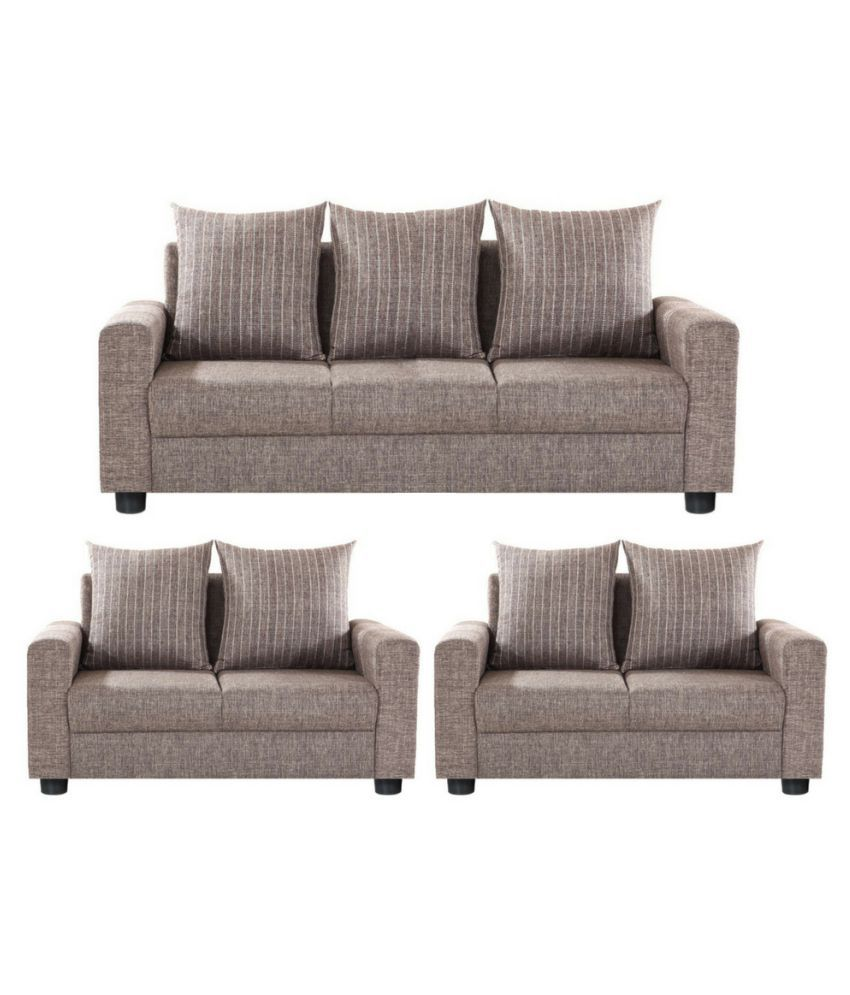 Sofa Set Online Gioteak Peru Fabric 3 2 2 Sofa Set