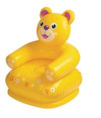Shiv International Yellow Inflatable Chair - Buy Shiv ...