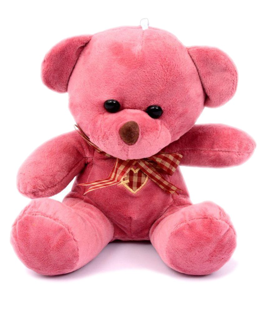 Meratoy Pink Teddy Bear Stuffed Love Soft Toy For Boyfriend Girlfriend Buy Meratoy Pink Teddy Bear Stuffed Love Soft Toy For Boyfriend Girlfriend Online At Low Price Snapdeal