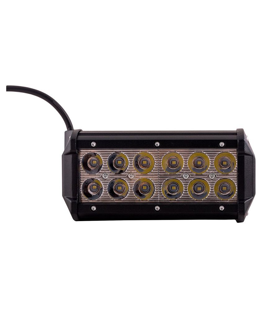 12v Ip67 36w Led Work Light 12v Ip67 Spot Flood Fog Light Off Road Car Motorcycle Bike Tractor Bus Floodlight 12 Led Auxiliary Light Bar