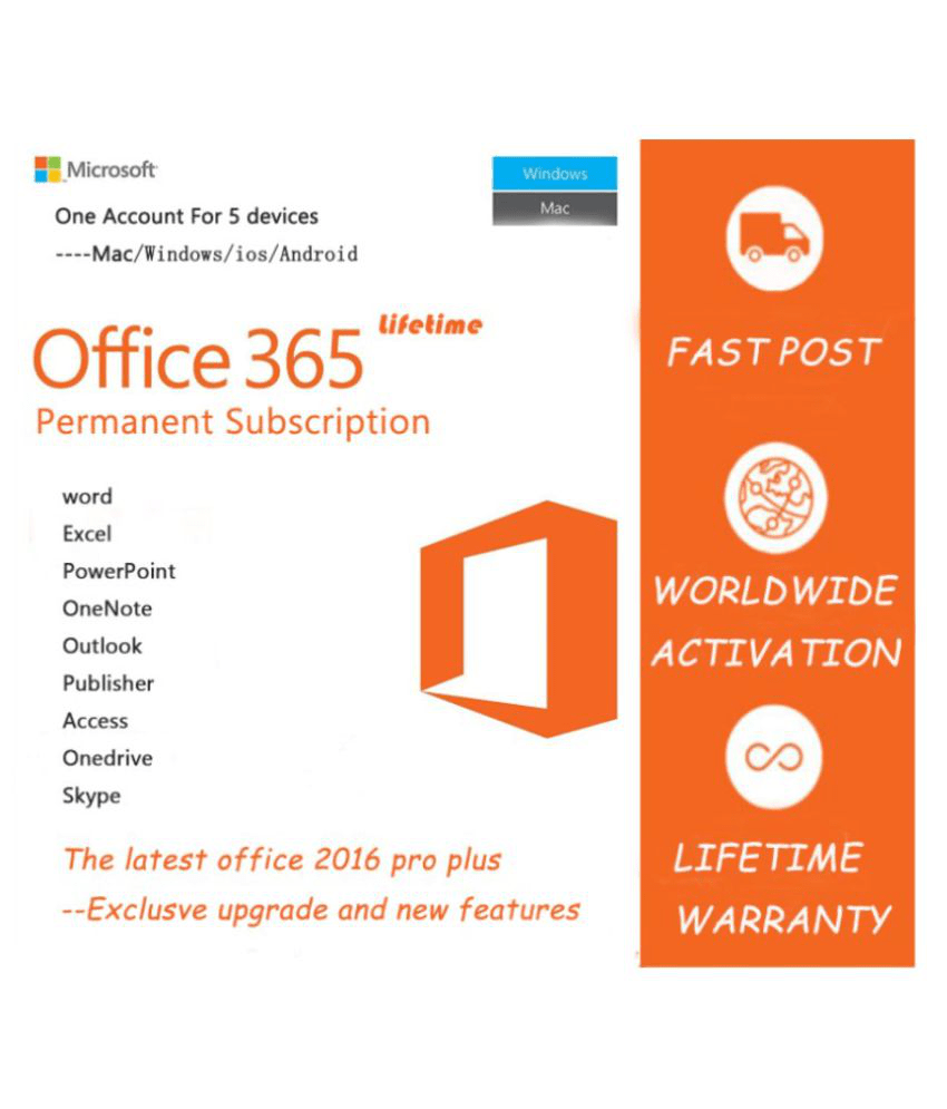 Mircrosoft Office 365 Microsoft Office 365 Home And Student 32 64 Bit Email Delivery