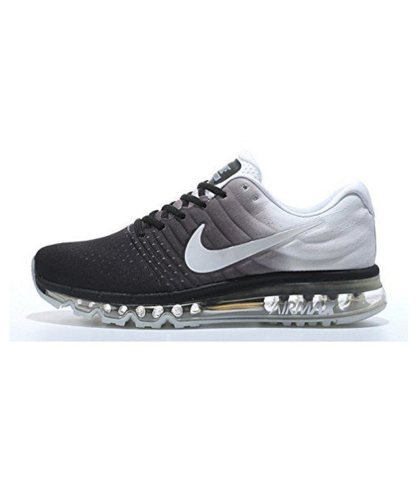 Air Max Running Nike Air Max 2017 White Running Shoes