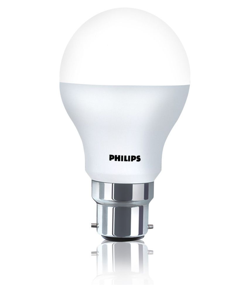 Philips 7W LED Bulbs Cool Day Light - Pack of 7: Buy ...