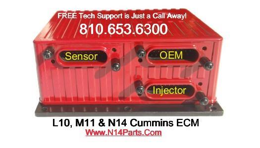Cummins N14 Engine Diagram Electrical Circuit Electrical Wiring