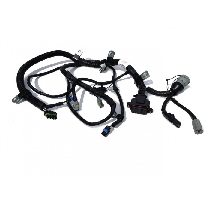 Cummins Engine Wiring Harnesses, Sensors  Solenoids