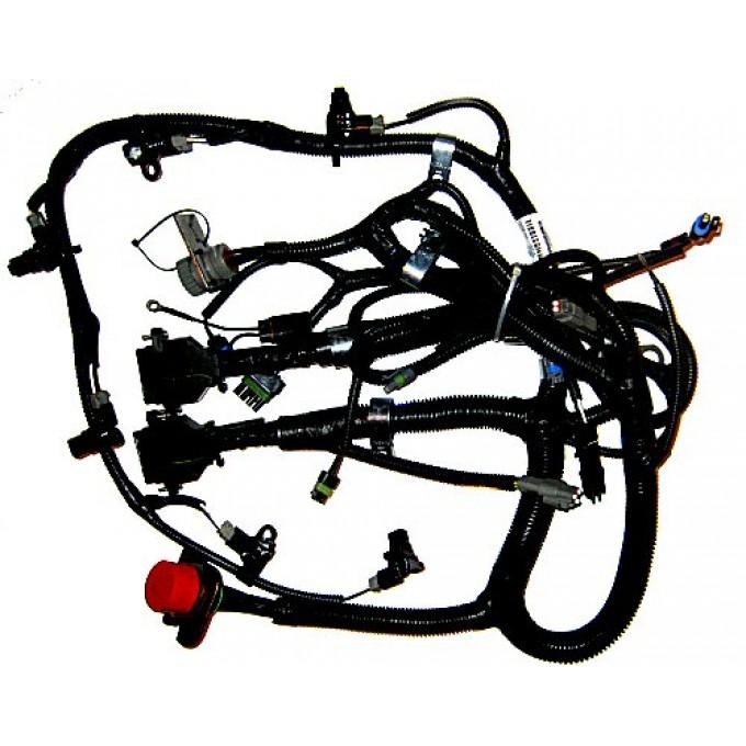 cummins engine wiring harness