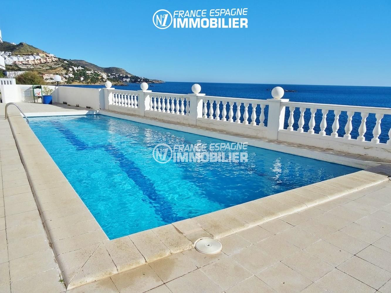 Vente Appartement Roses Vente Appartement Rosas Canyelles Vue Mer Proche Plage N1immo