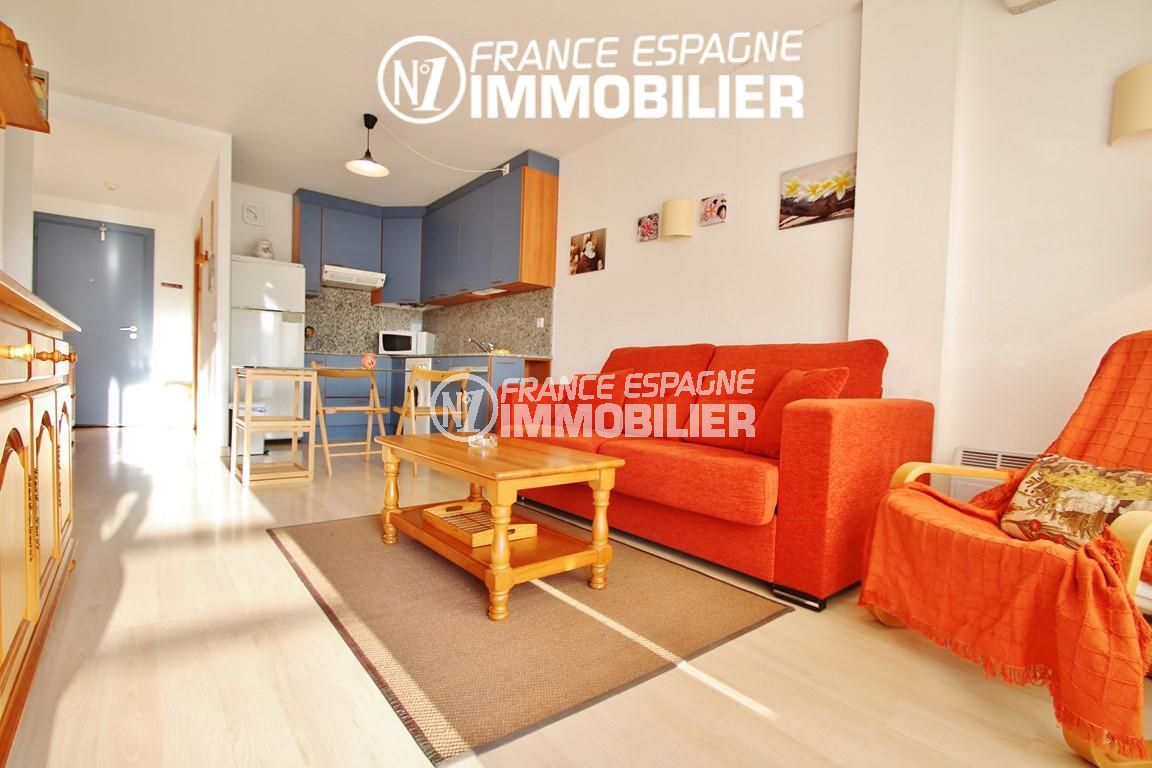 Agence Pas Cher Agence Immobiliere Rosas Santa Margarita Vend Appartement 2 Chambres 68 M² Pas Cher