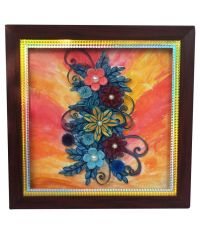 Paperiva Handmade Paper Quilling Wall Decorative Frame ...