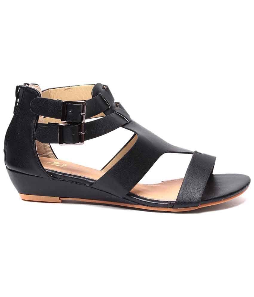 Black sandals melbourne - Black Sandals Melbourne 1