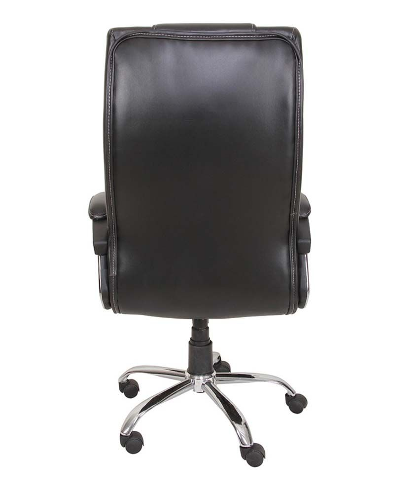 Divano Fly Office Chair In Black Buy Divano Fly Office Chair In Black Online At Best Prices In - Divano Office Sofa