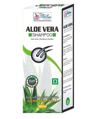 Besure Anti-Dandruff Aloe Vera Shampoo