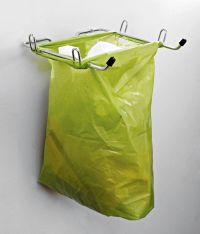 Buy Home Care Stainless Steel Bin Bag Holder Online at Low ...