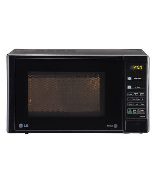 Lg 20ltr MS2043DB Solo Microwave Oven Solo