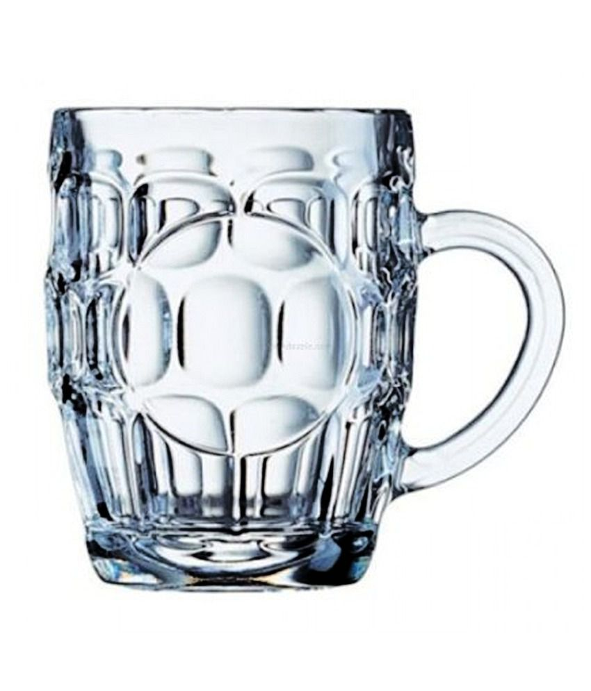Luminarc Glass Luminarc Glass Britannia Mug 2 Pieces