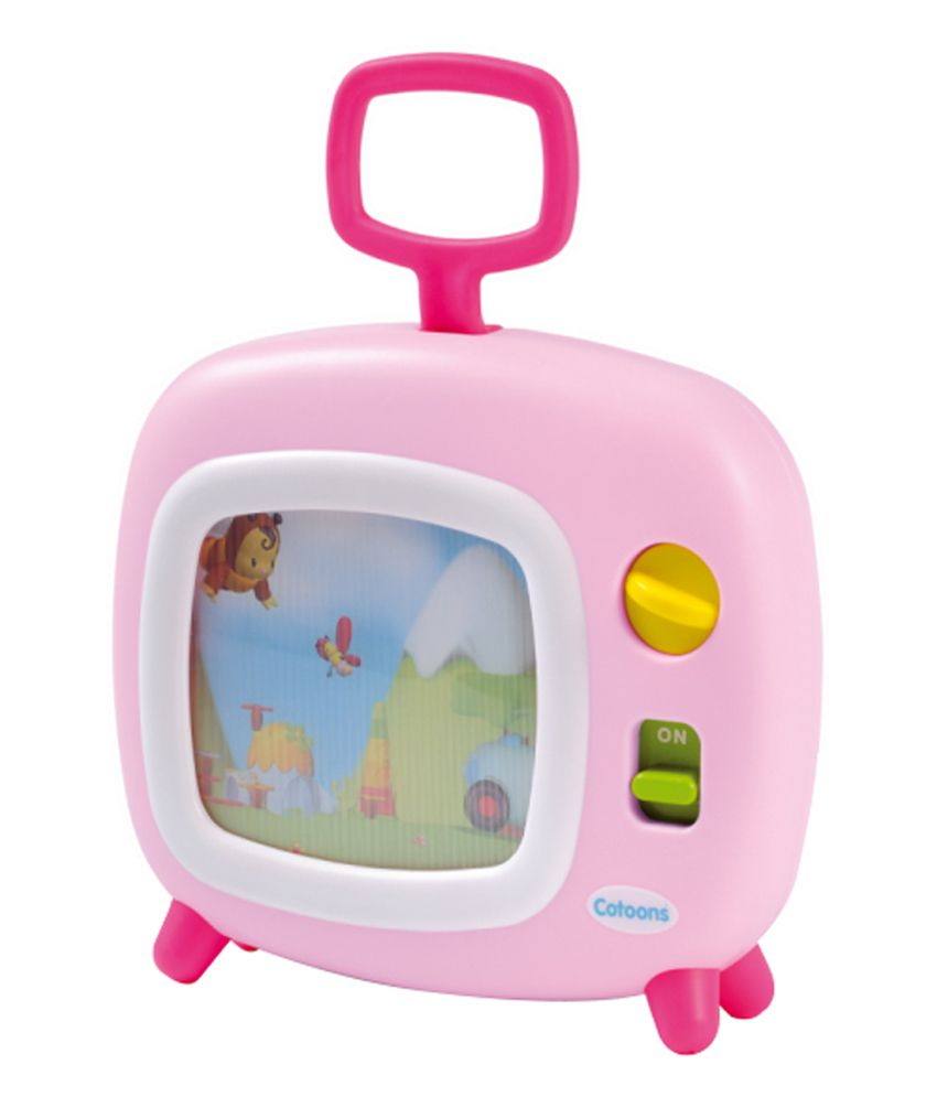 Pink Tv Online Smoby Cotoons Pink Musical Tv Buy Smoby Cotoons Pink Musical Tv
