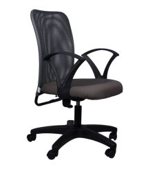Hetal Enterprises Low Back Office Chair