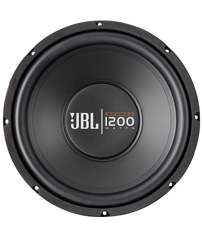 Jbl Bass Jbl Cs1200wsi 1200 Watt Car Sub Woofer Speaker