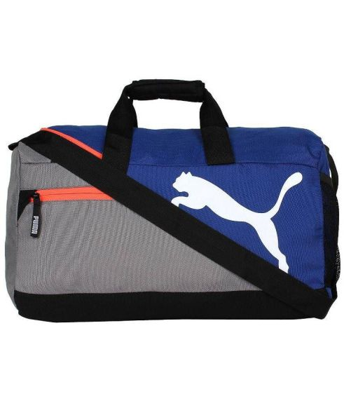 PUMA Multicolour Polyester Gym Bag