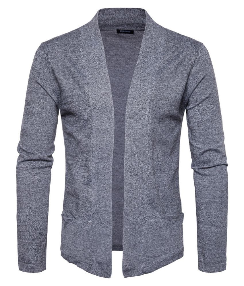 Helisopus Grey Round Neck Sweater Buy Helisopus Grey Round Neck Sweater Online At Best Prices In India On Snapdeal