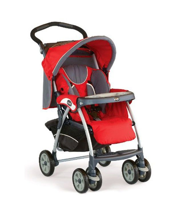 Baby Stroller Pram Chicco Cortina Red Fuego Baby Stroller Buy Chicco