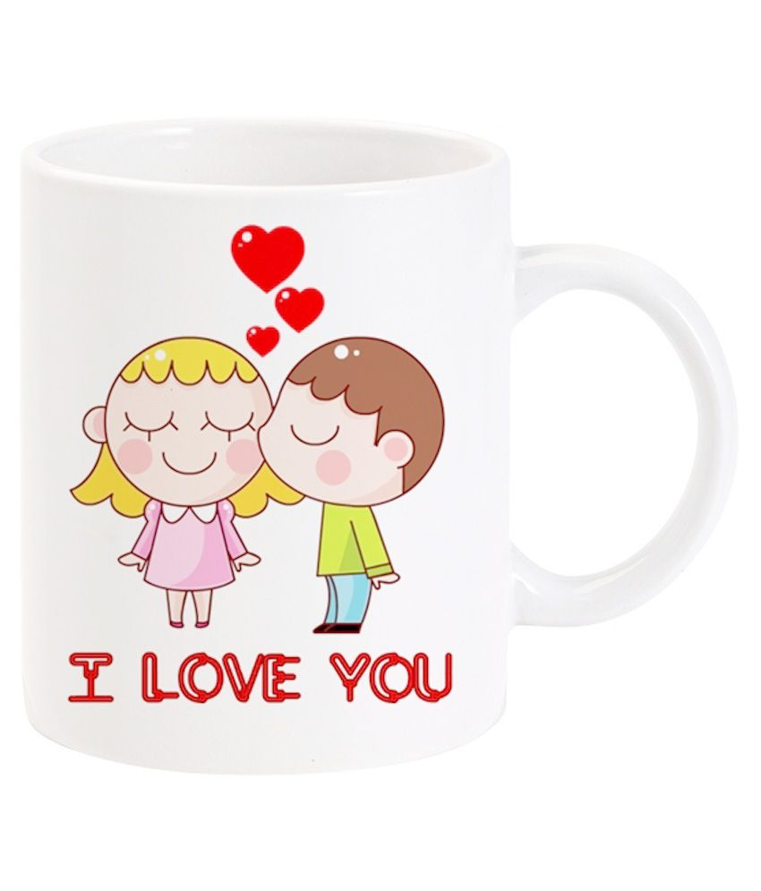 New Cute Wallpapers For Mobile Phones Deco Pride India I Love You Cute Coffee Mug Buy Online At
