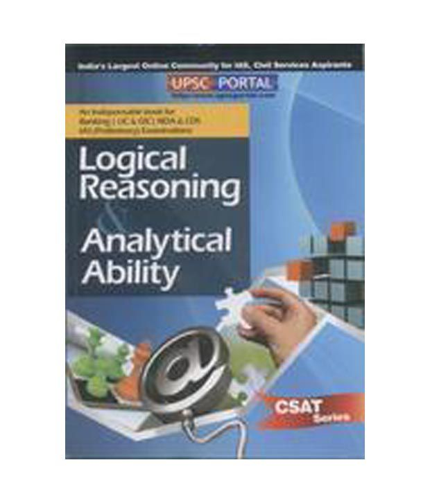 General Mental Ability Logical Reasoning  Analytical Ability 1St