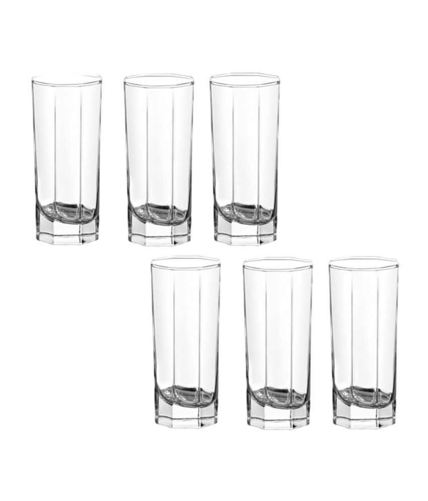 Luminarc Glass Luminarc Octime H B Glass Tumbler 320 Ml Set Of 6