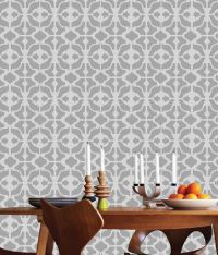 Decorze Moroccan Wall Stencil For Painting Walls: Buy ...