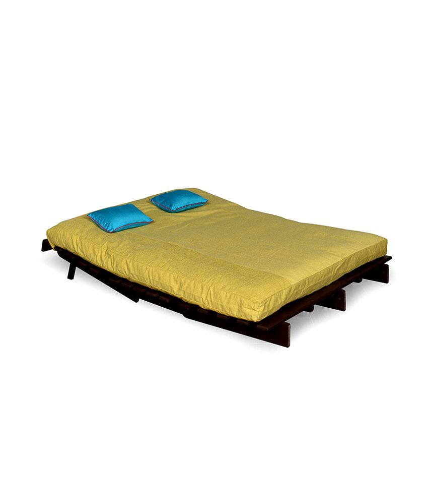 Futon Online Home Double Sofa Cum Bed Futon Buy Home Double Sofa Cum Bed
