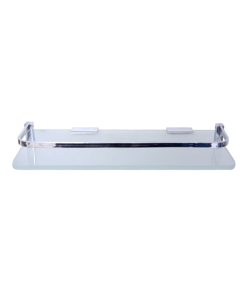 Dsk Doors Buy Dsk Frosted Glass Shelf 12 Inch X5 Inch Online At Low Price In