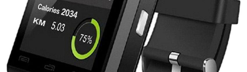 Bluetooth Smart Wristwatch
