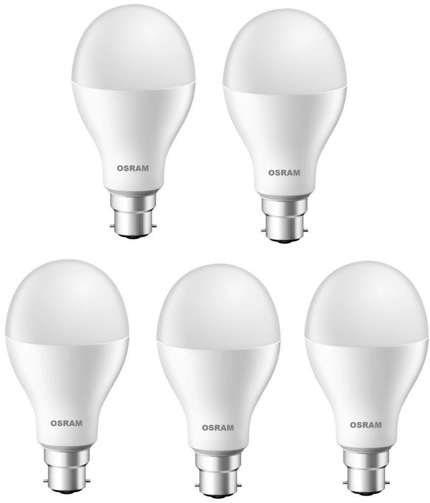 Osram 12w Led Bulbs Warm White Pack Of 5 Buy Osram 12w