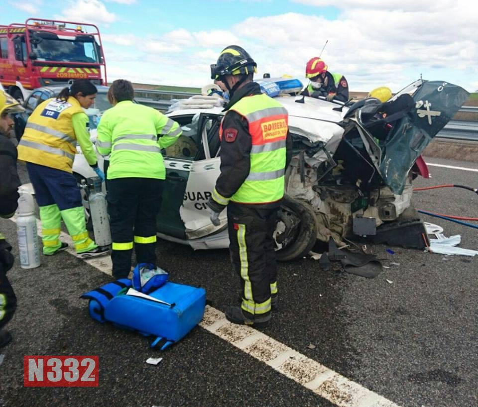 Officers Injured in Another Serious Crash
