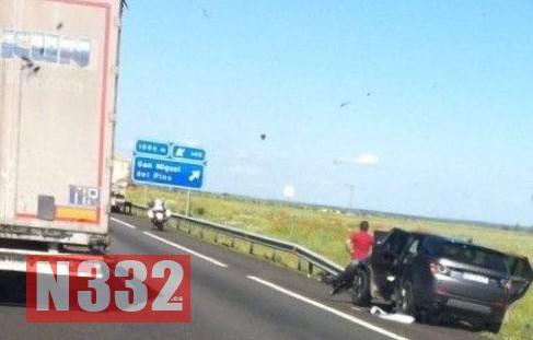 Guardia Civil Traffic Officer Killed on Duty