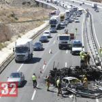 Alicante Road Safety Figures Worsen