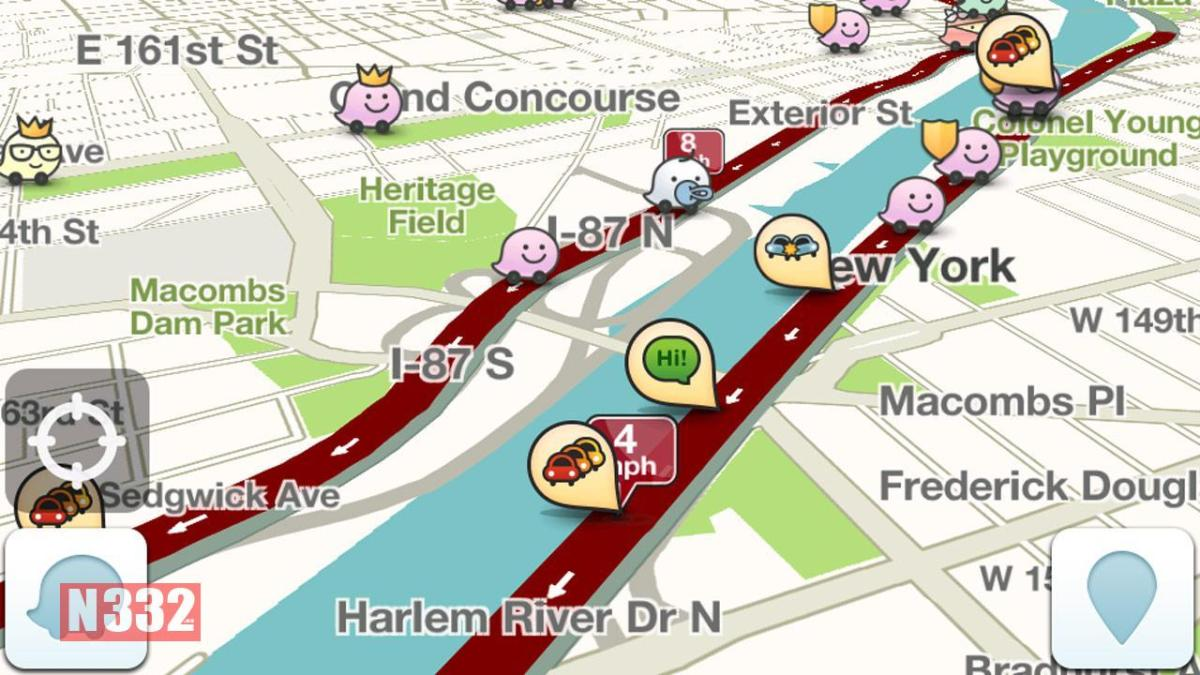 Where there´s a Waze!