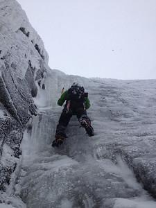 Ice Climbing - Winter 2012-2013