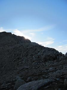 Climbing in Tuolumne with Mark Karplus