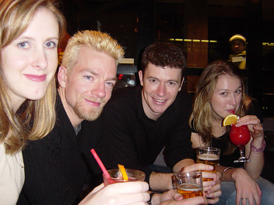 Dec 2003-Jan 2004: New Years at Whistler