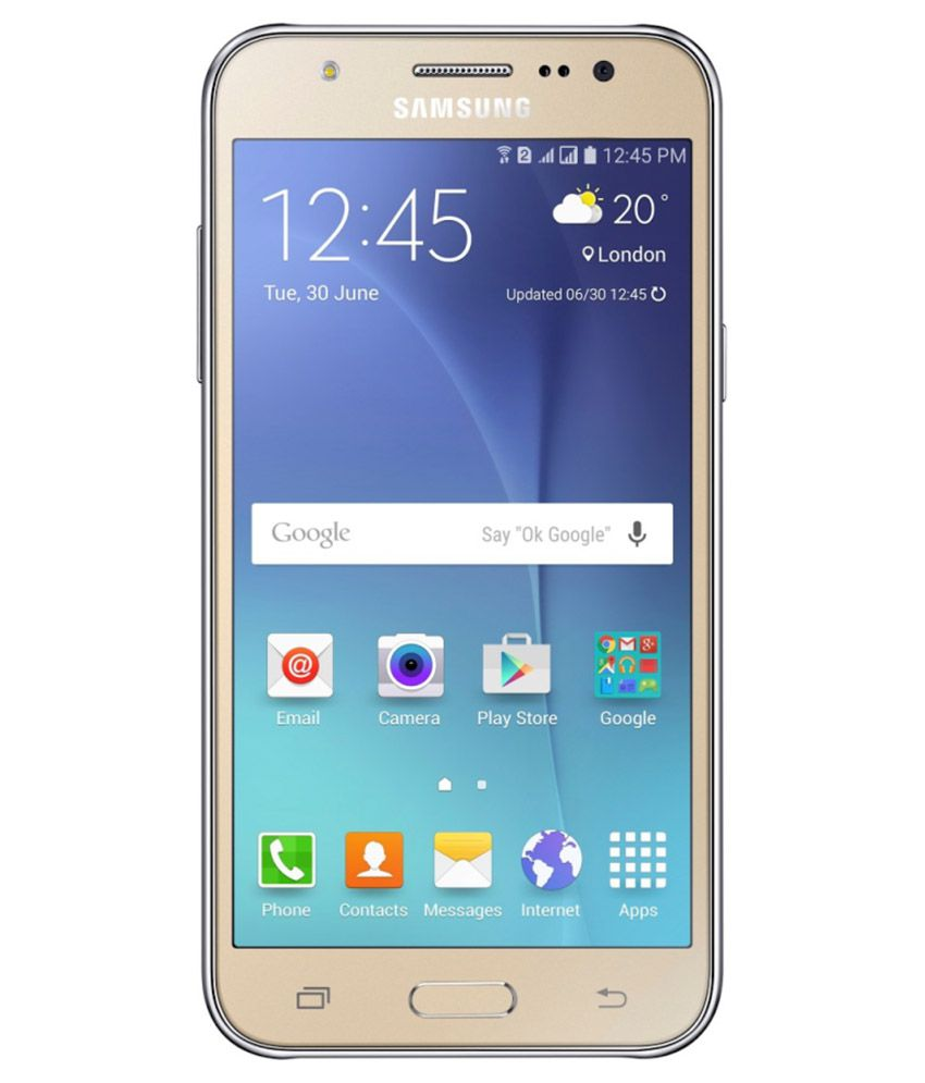 Mobile Samsung Samsung Galaxy J5 8gb Gold