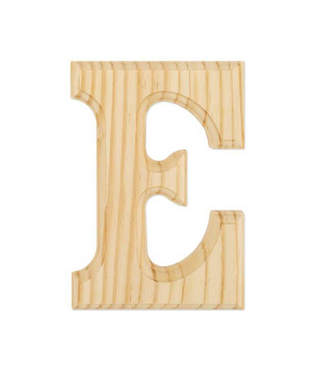 Wood Letters 6\ - letters online