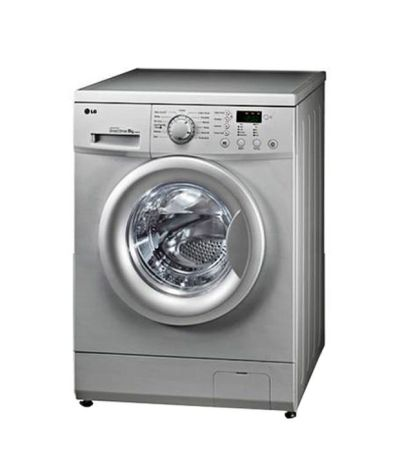 LG F1256QDP5 Front Load 7.0 Kg Washing Machine Price in India - Buy LG F1256QDP5 Front Load 7.0 ...