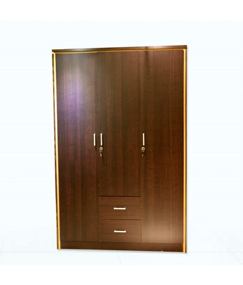 Online Shop Möbel Mobel Christina 3 Door Wardrobe Buy Online At Best Price In India