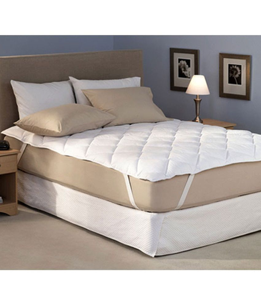 Double Bed Mattress Cover Shop Cj Double Bed Mattress Protector Buy Shop Cj Double Bed