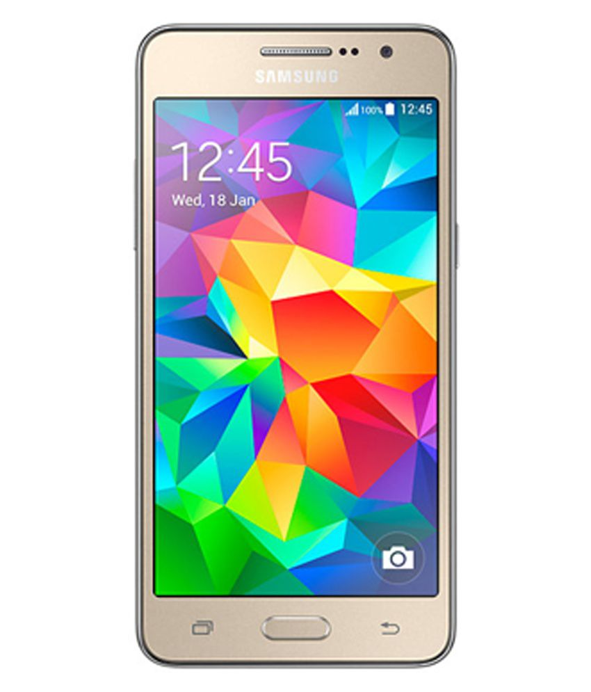 Mobile Samsung Samsung Galaxy Grand Prime 4g 8gb Gold